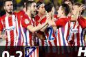 Las Palmas - Atlético Madrid 0-2