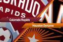 "Colorado Rapids - Houston Dynamo <span style=""white-space: nowrap;"">3-1</span>"