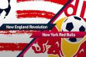 "New England - New York Red Bulls <span style=""white-space: nowrap;"">2-3</span>"