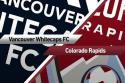 "Vancouver Whitecaps - Colorado Rapids <span style=""white-space: nowrap;"">2-1</span>"