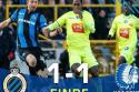 "Club Brugge - Gent <span style=""white-space: nowrap;"">1-1</span>"
