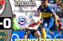 "River Plate - Boca Juniors <span style=""white-space: nowrap;"">0-0</span>"